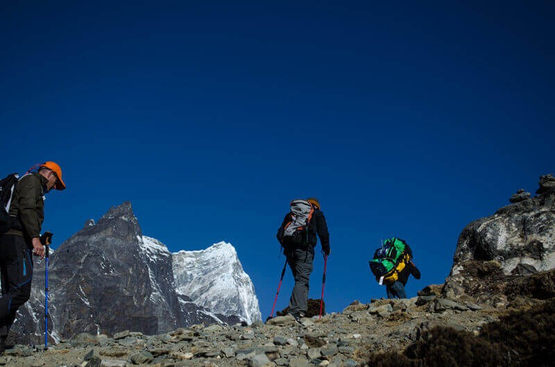 Acclimatization in Everest Base Camp Trek