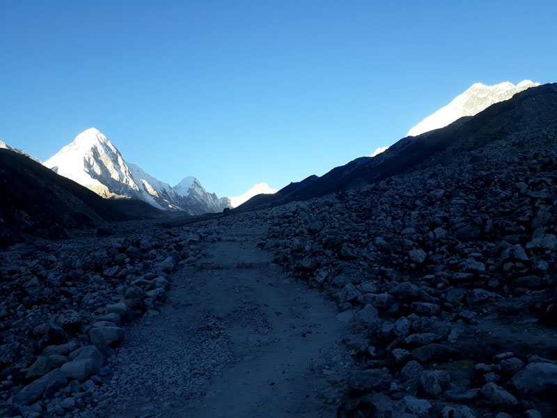 Everest Base Camp Trekking Trails