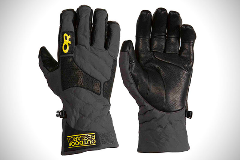 Outer isulated gloves preview