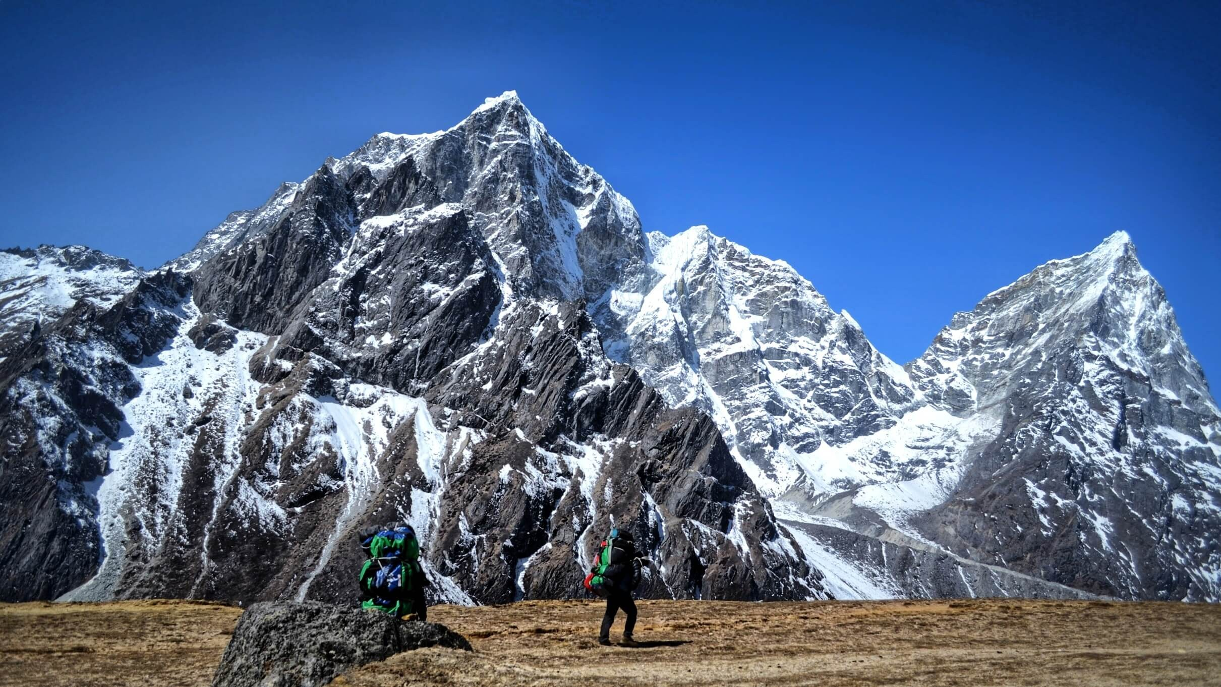 Standard Everest Base Camp Trekking