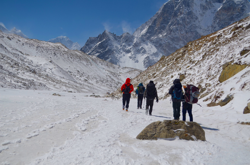 Everest Base Camp Trek 2019