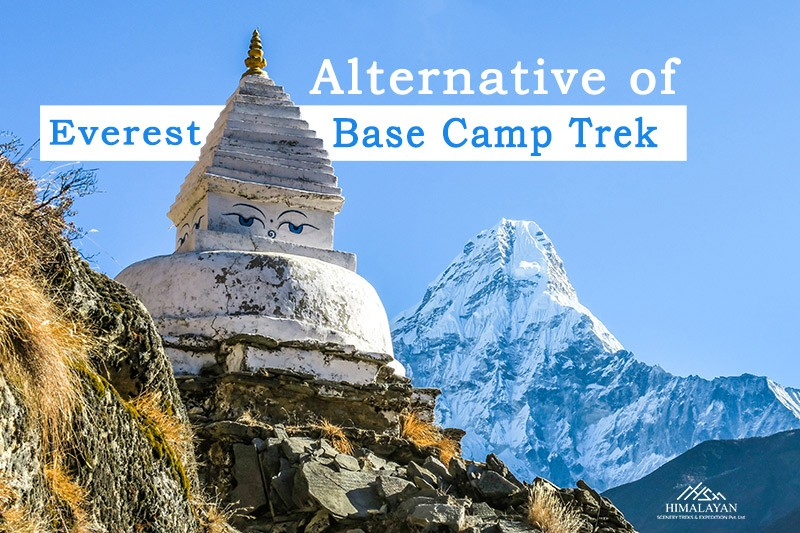 Unique Way to Experience Everest Base Camp