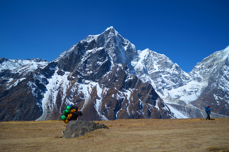 Everest Base Camp detailed itinerary