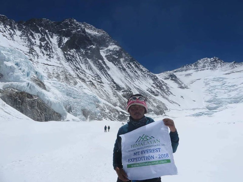 Fourth Successful Summit to Everest