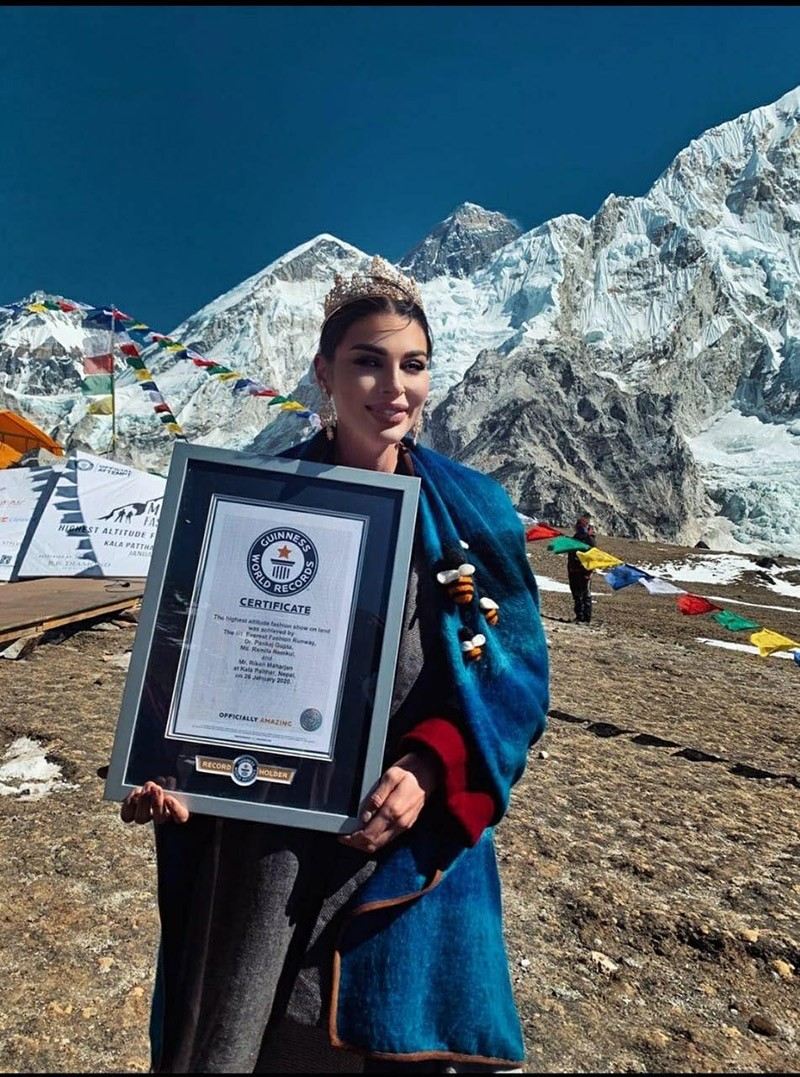 Guiness World Record of Nepal