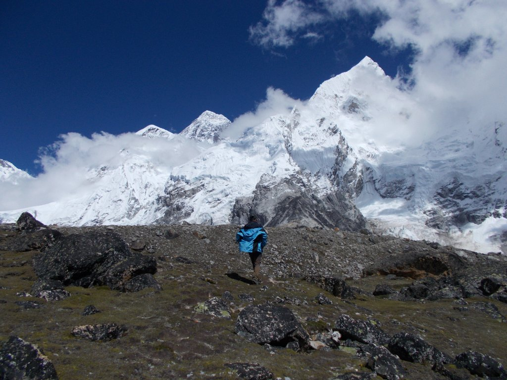 Everest Base Camp 3 High Pass Trekking