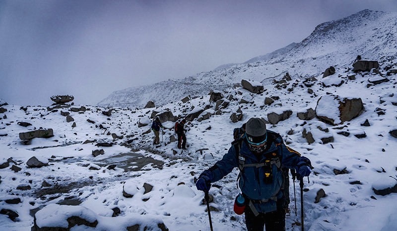 Prepare your gear before you Embark on Everest Base Camp Trek