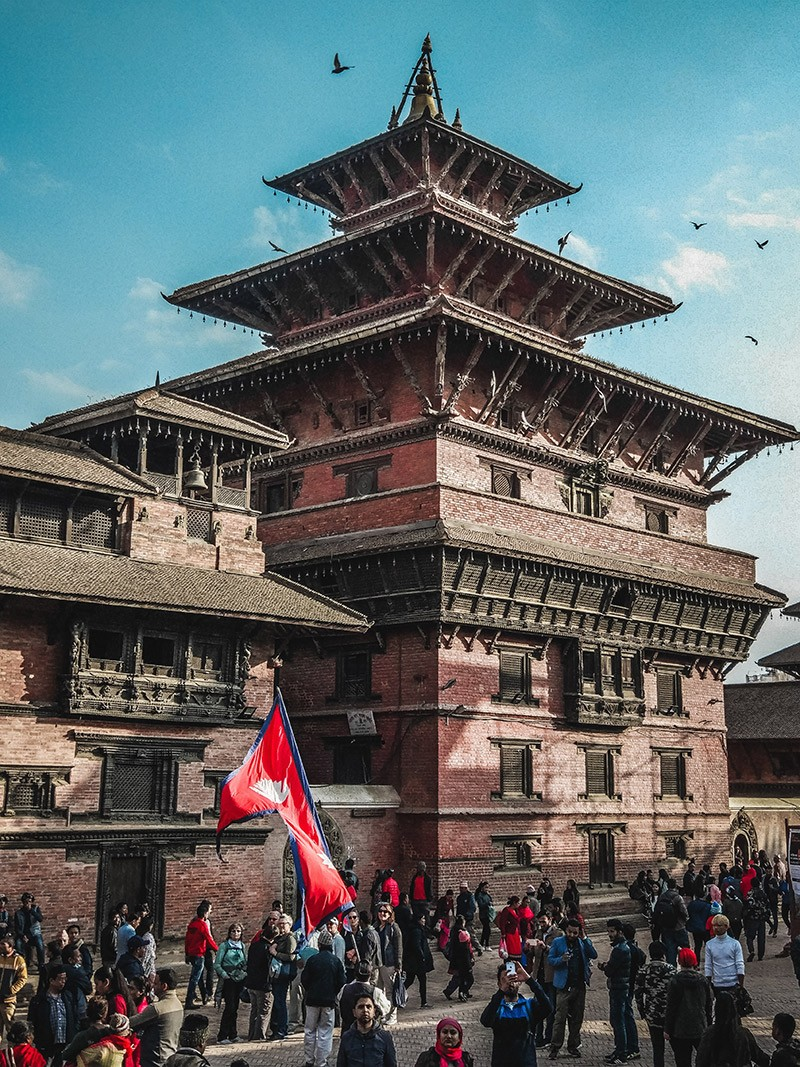 Nepal respect to their culture