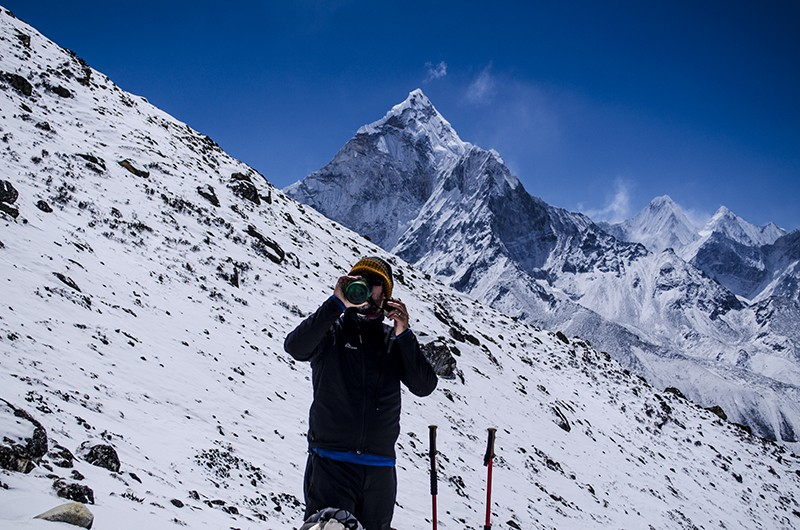 Rehydrating your body for Everest