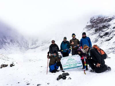 All About Everest Trekking