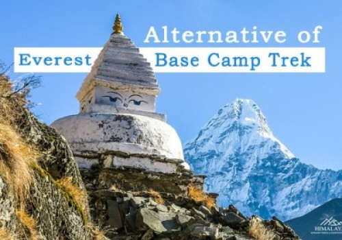 Alternative to Mount Everest Base Camp Trekking 2021