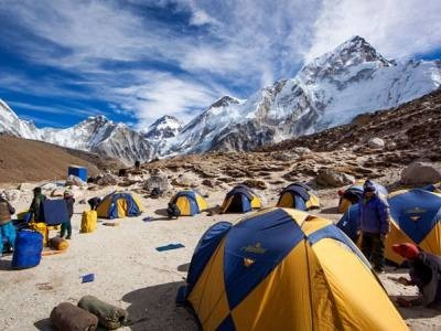 Best Base Camp Treks in Nepal