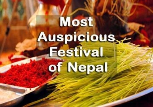 Dashain – The Most Auspicious Festival of Nepal:
