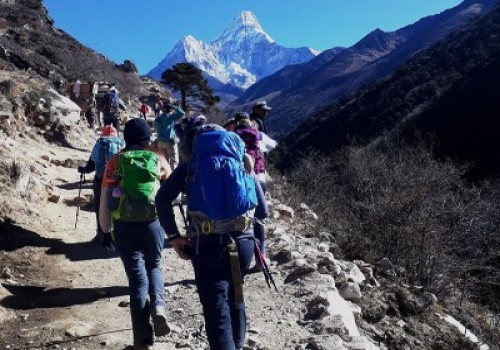 Everest Base Camp Trek Statis post COVID 19 2020 2021