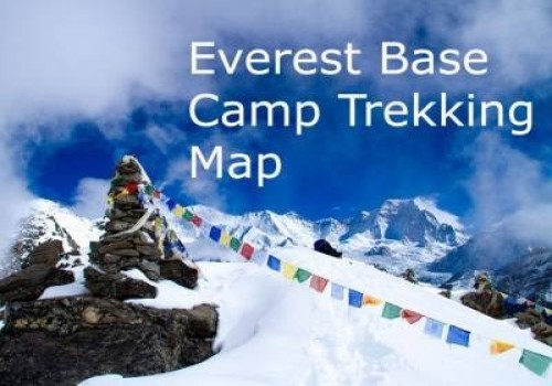 Everest Base Camp trekking Map