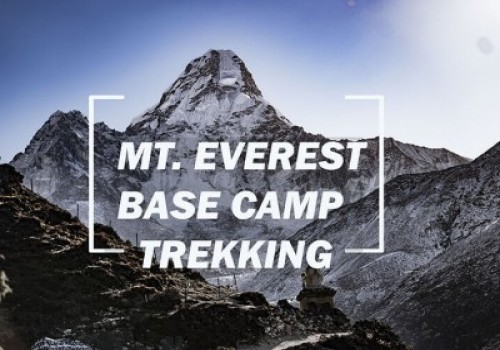 Mount Everest Base Camp Hike - Mt. Ama Dablam