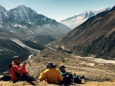 Reason to Trek to Everest Base Camp