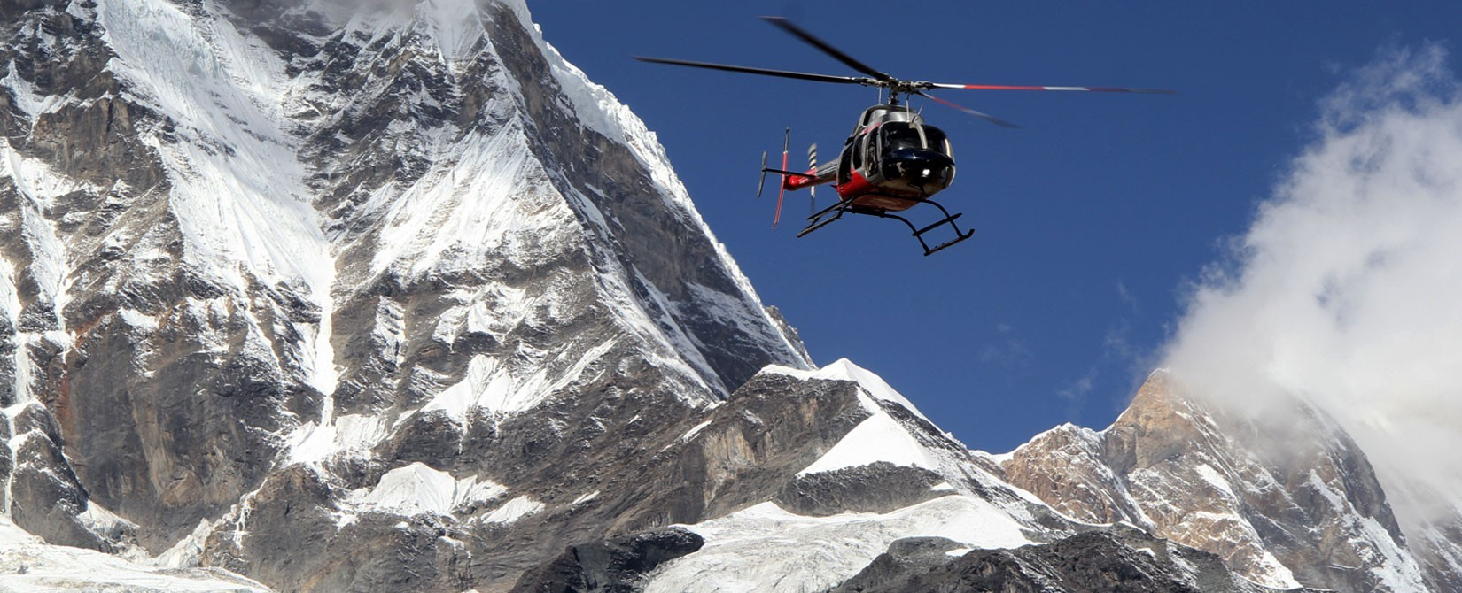 Annapurna Base Camp Helicopter