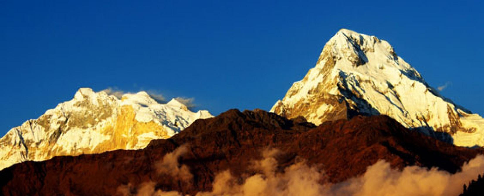 Everest mountain ranges