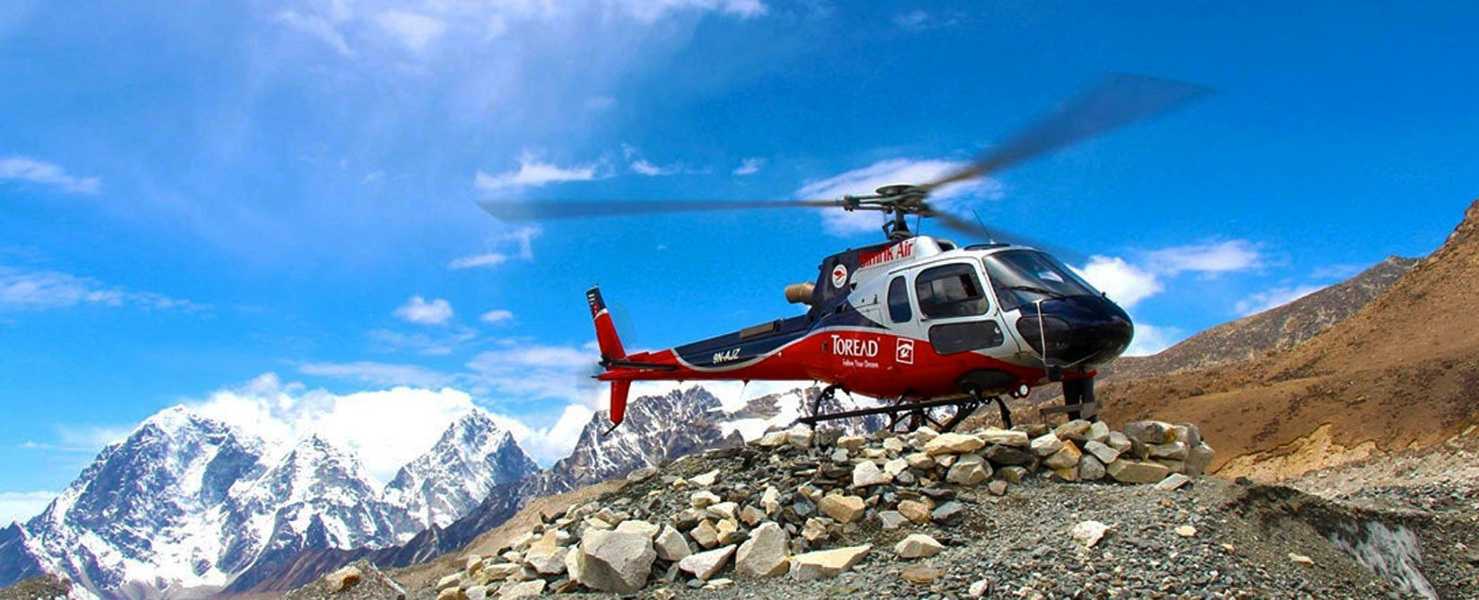 Langtang Valley Heli Tour