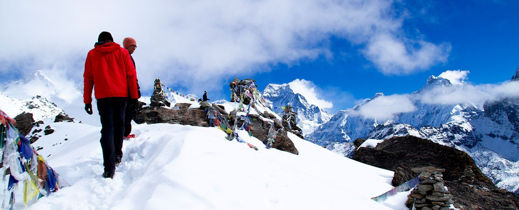 Everest Gokyo RI Nepal At Glance Tour