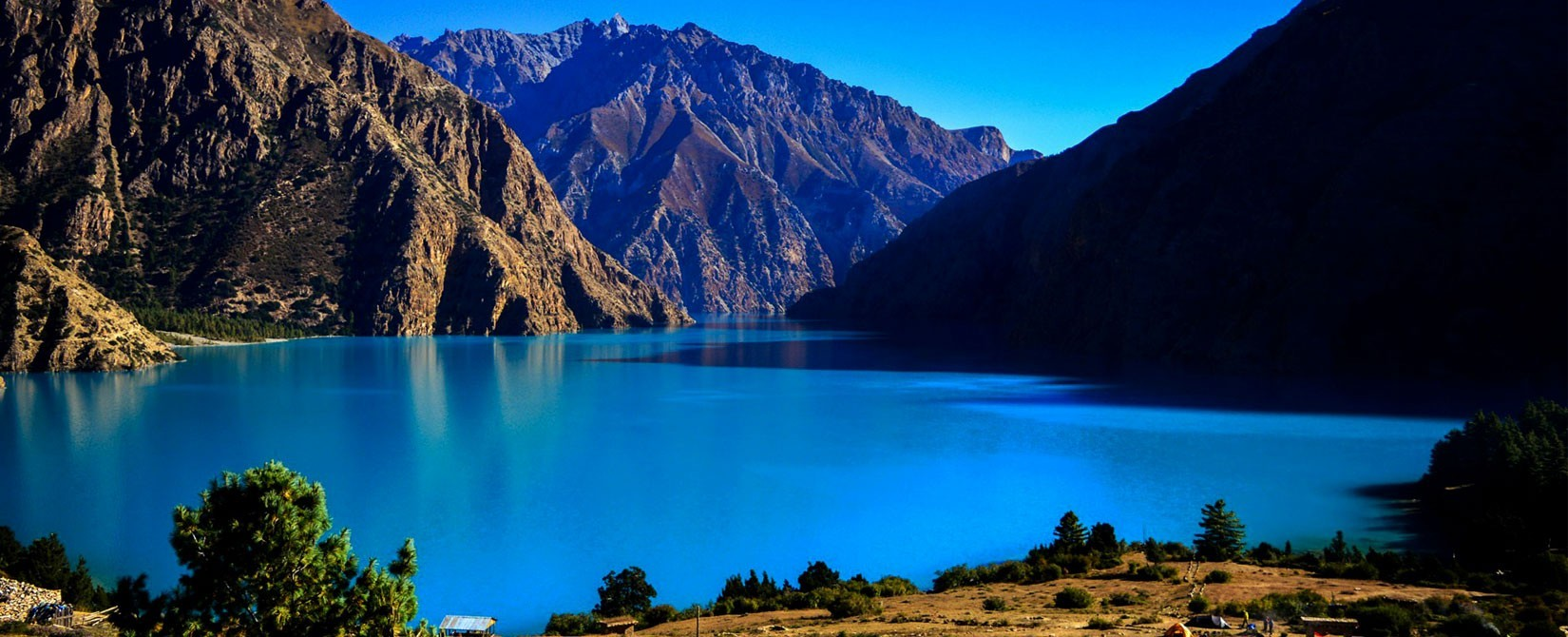 Shey Phoksundo Lake Lower Dolpo