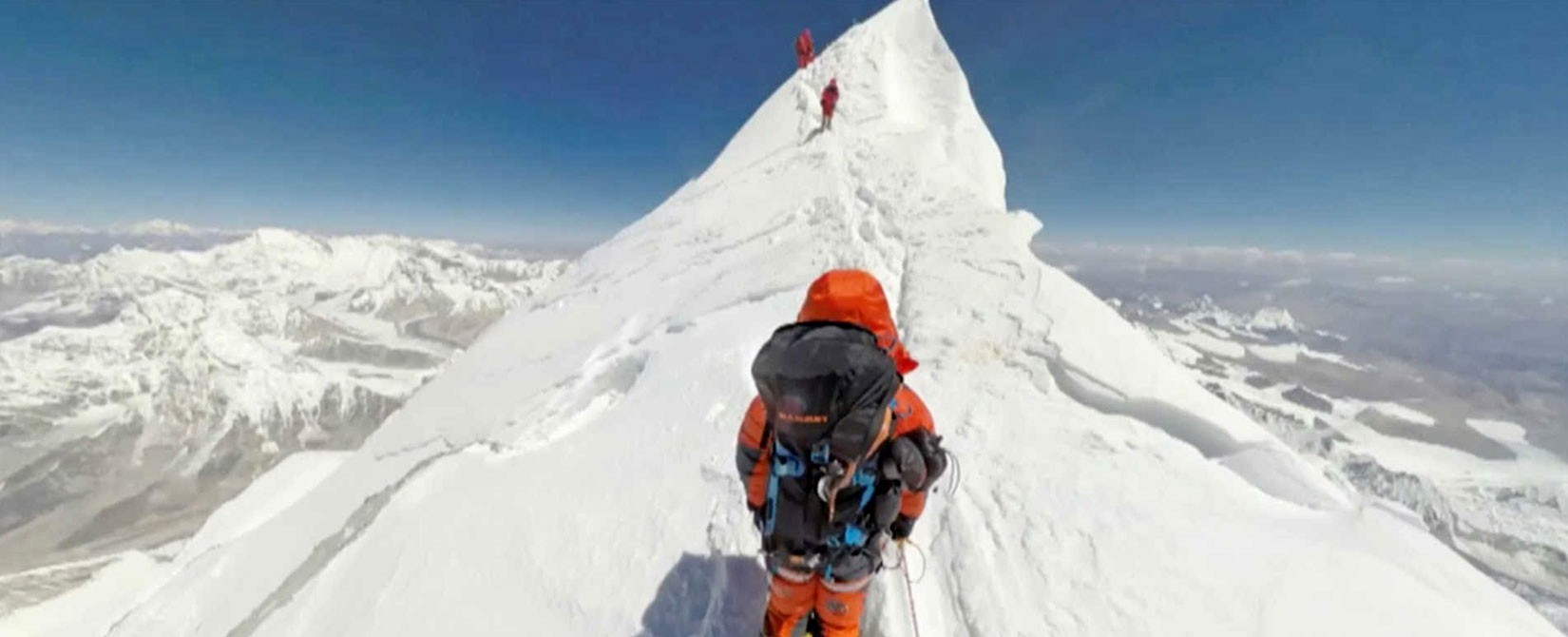 Fourth successful Summit to Mt. Everest