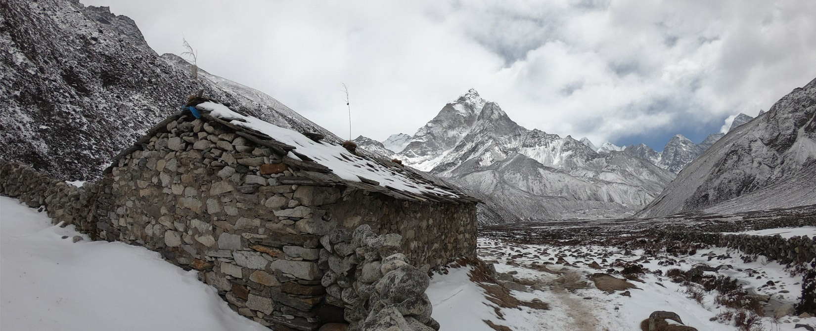 Mount Everest Base Camp Expedition