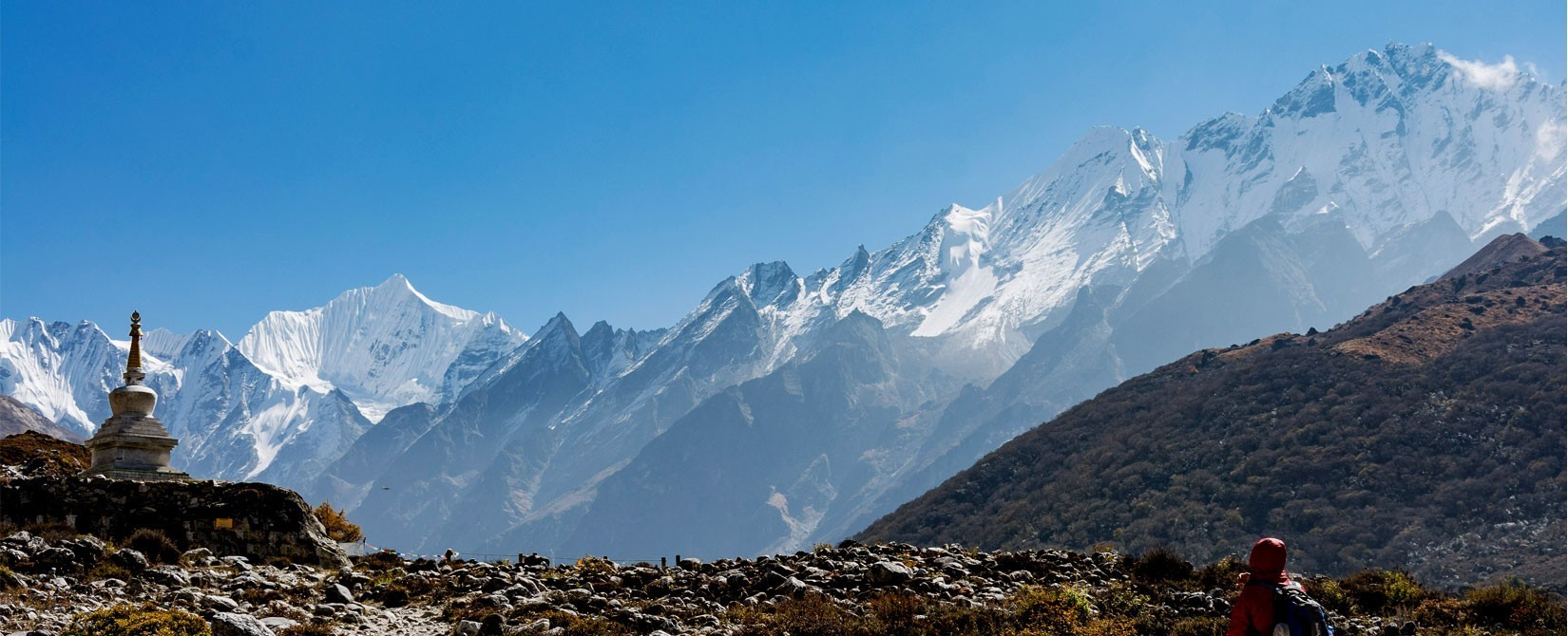 Trekking in Langtang Valley