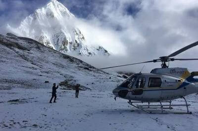 Everest View Heli Tour