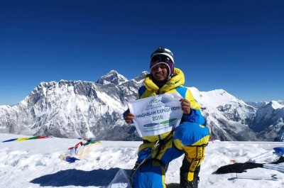 Ama Dablam Expdeition 2018