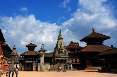 Bhaktapur and Patan Tour