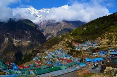 Everest Base Camp Trekking - 12 Days