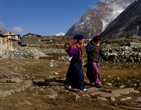Lifestyle In Langtang Valley