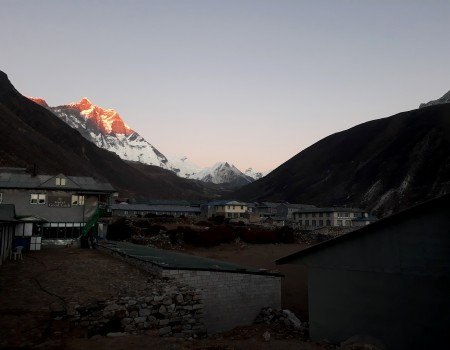 Valleys in Everest Region