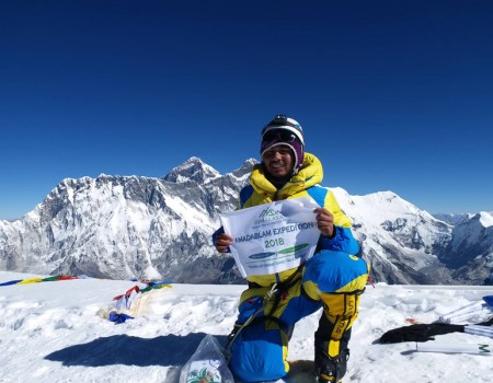 Ama Dablam Expedition-2020