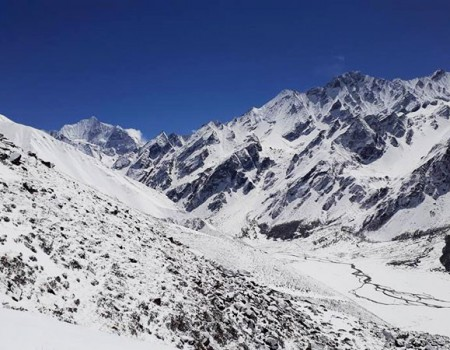 Langtang valley trek 2020