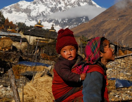 lifestyle of People in Annapurna Region