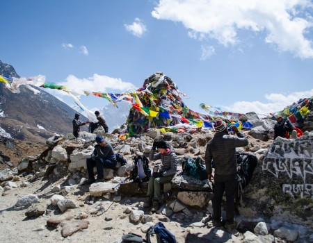 Everest Base Camp via jiri Trekking Route