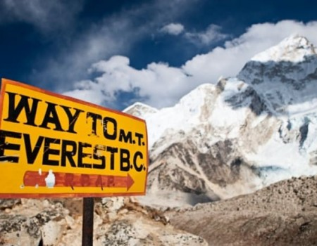 Way To Everest Base Camp Trekking